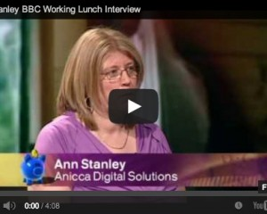 Anicca Digital Solutions — Live on the BBC