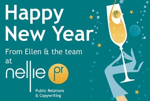 Happy New Year from Nellie PR