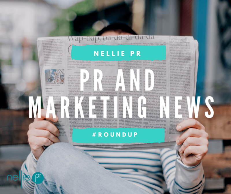 PR and Marketing News November 2017
