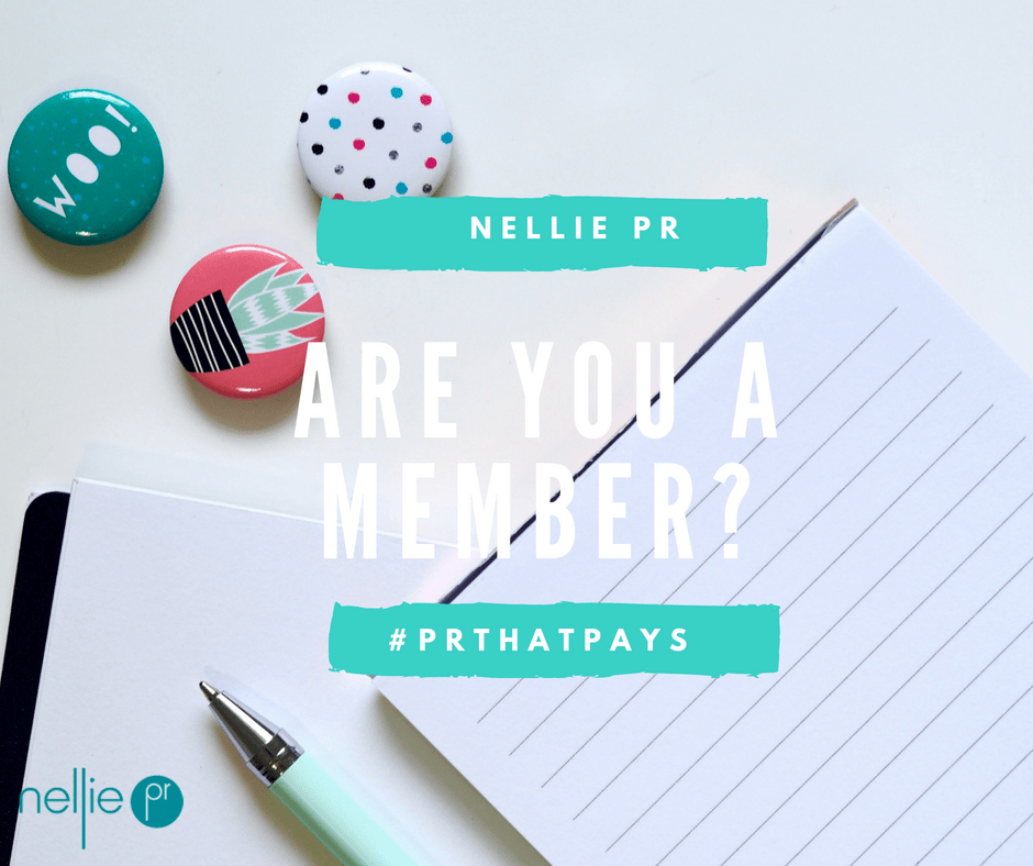 Why being a member is great for PR