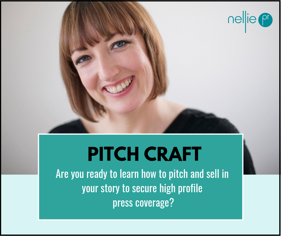 Pitch Craft media pitching
