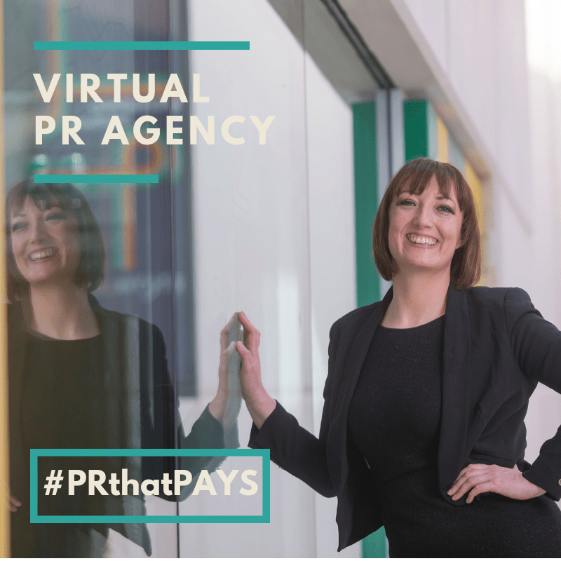 Virtual PR agency